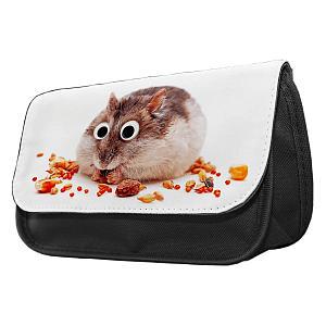 Hamster Makeup Bag