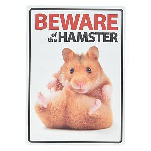 Hamster Sign