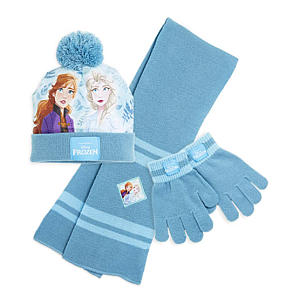 Hat and Scarf Frozen Set