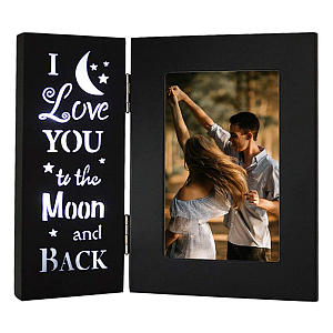 I Love You Photo Frame