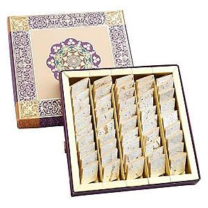 Indian Vegetarian Sweets Box