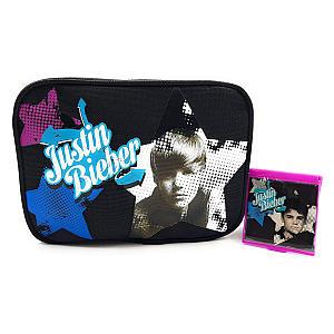 Justin Bieber Cosmetic Case