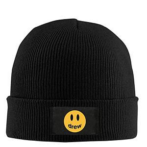 Justin Bieber Drew Knit Hat