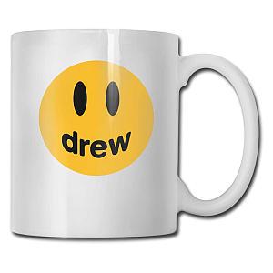 Justin Bieber Drew White Mug