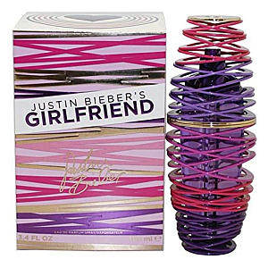 Justin Bieber Girl Friend Eau De Parfum