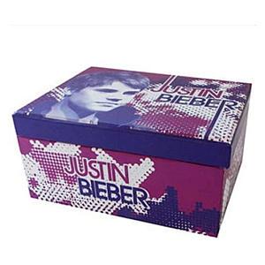 Justin Bieber Ionised Jewellery Box