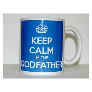 Keep Calm Godfather Mug