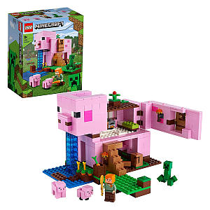 LEGO Minecraft Pig Toy
