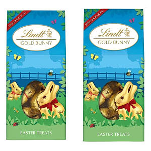 Lindt Gold Bunny Pack