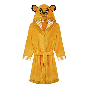 Lion King Dressing Gown