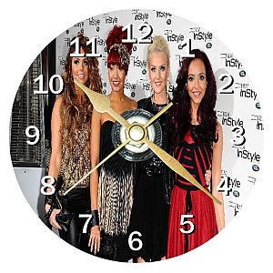 Little Mix CD Clock