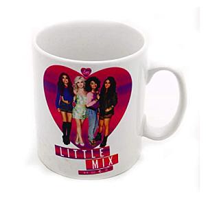 Little Mix Heart Mug