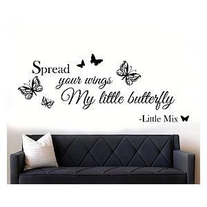 Little Mix Quote Sticker