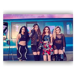 Little Mix Wall Art Canvas