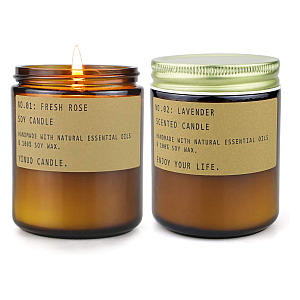 Long Burning Scented Candles