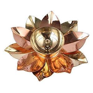 Lotus Oil Lamp