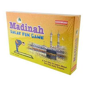 Madinah Salat Game