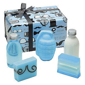 Mens Cosmetic Gift Box