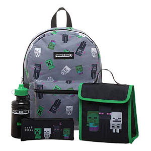 Minecraft Children's Bag Set