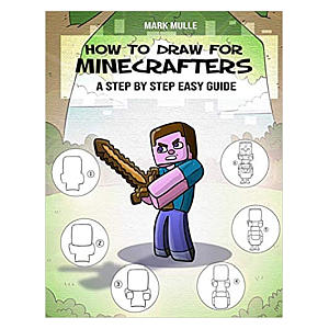 Minecraft Drawing Guide