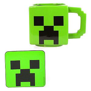 Minecraft Mug and Coaster