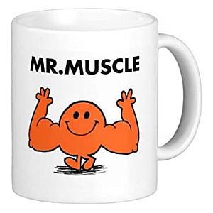 Mr. Muscle Mug