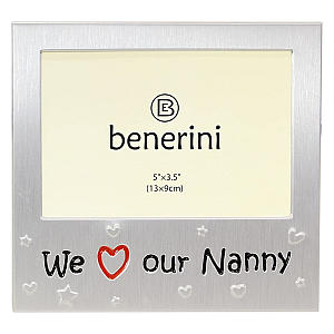Nanny Photo Frame