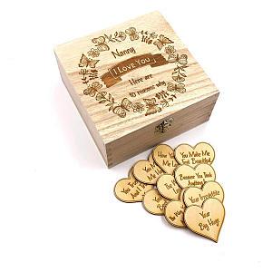 Nanny Wooden Gift Box
