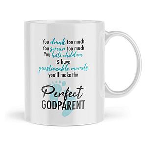 Novelty Perfect Godfather Mug