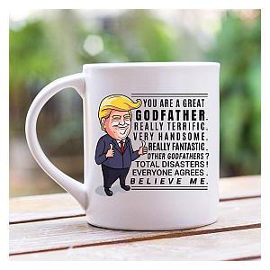 Novelty Trump Godfather Mug