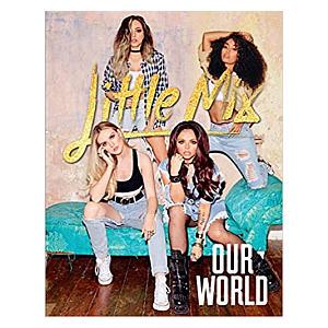Official Little Mix Autobiography