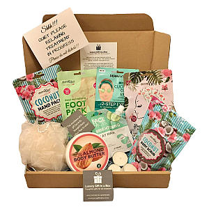 Pamper Time Gift Box