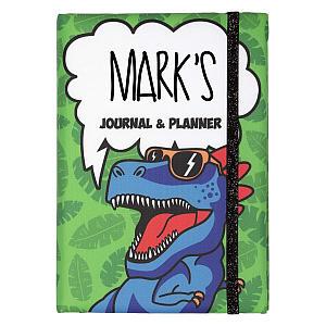 Personalised Dinosaur Planner