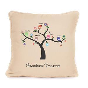 Personalised Granny Cushion