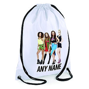 Personalised Little Mix Gym Bag