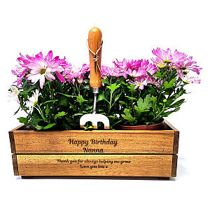 Personalised Outdoor Planter
