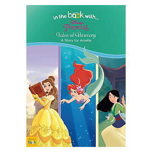 Personalised Princess Storybook