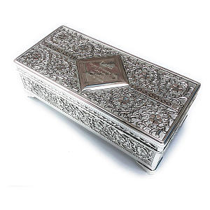 Personalised Traditional Trinket Box