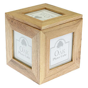 Picture Frame Cube