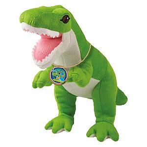 Plush T-Rex Toy