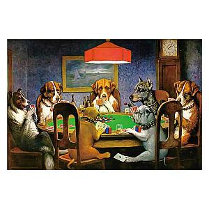 Poker Jigsaw Puzzle