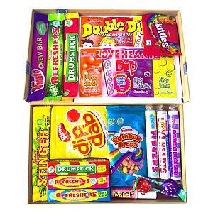 Retro Sweets Box