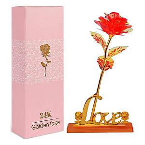Rose Love Ornament