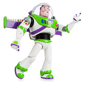 Talking Buzz Lightyear Action Figure