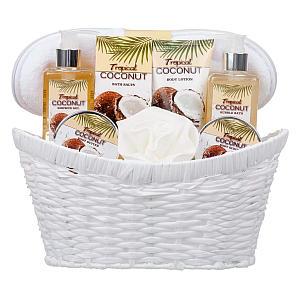 Tropical Body Gift Basket