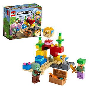 Underwater Minecraft LEGO Set