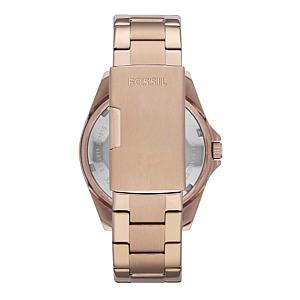 Women's Rose Gold Dial Watch