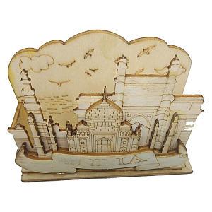 Wooden Taj Mahal Decoration
