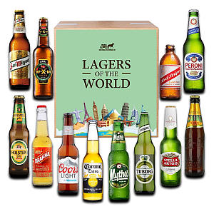 World Beers Gift Box