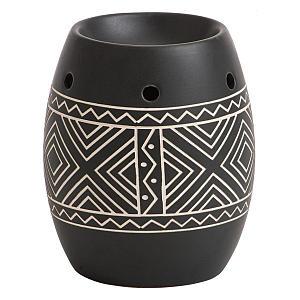 Yankee Candle African Ceramic Wax Burner